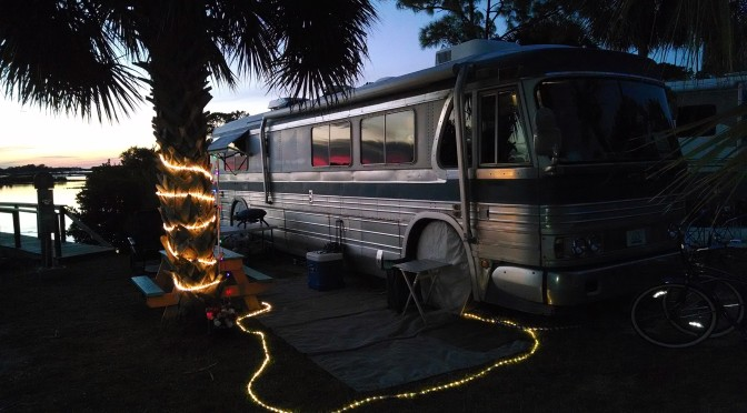 Cedar Key Nomadic New Year Convergence