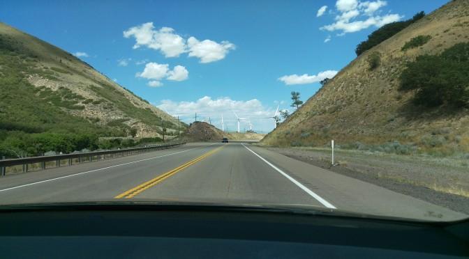 A&E's Great Escape: Moab, Utah to  Ontario, Oregon