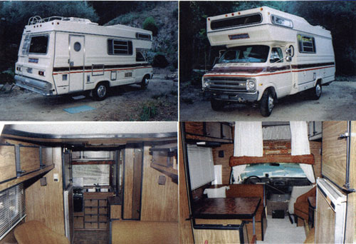 Living in a Small RV