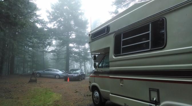 Moran State Park: Season's End