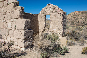 Ruins at Palmetto, NV